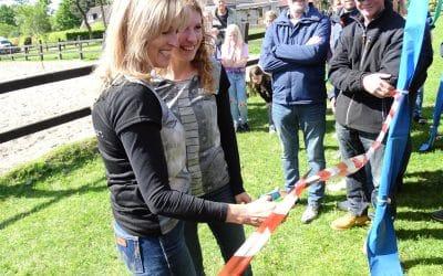 Peerdegrut equicoaching zaterdag 11 mei officieel van start.