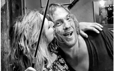Ralph de Jong en Ewa Pepper gepassioneerd muzikaal duo. Zondag 12 mei 20.00 uur