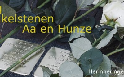 Dinsdagavond live 19.00-20.00- Aaenhunzebelangriek, Stichting Struikelstenen Aa en Hunze.