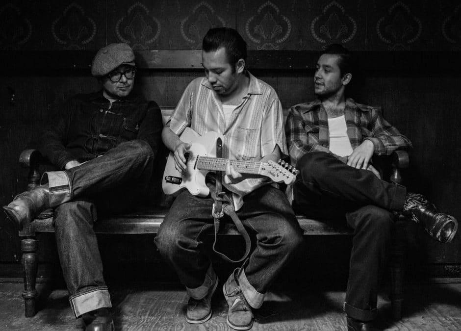 Het Dry Riverbed Trio, swingend, enthousiast en aanstekelijk. De Amer zondag 13 oktober 14.00 uur.