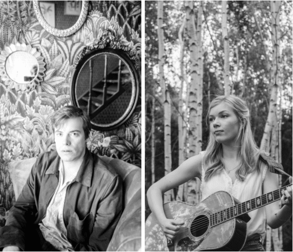 Hannah Mae en Ruud Fieten dubbel concert in de Amer zaterdag 9 november 20.00 uur.