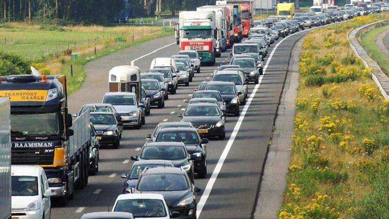 Wegenbelasting ook volgend jaar het hoogst in Drenthe