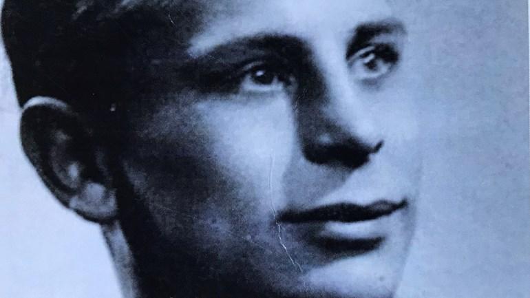 Franse para krijgt 75 jaar na overlijden gedenksteen bij Gieten