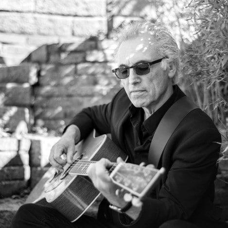 Muziek uit de wachtkamer door Philip Kroonenberg in de Amer zaterdag 18 januari 20.00 uur.