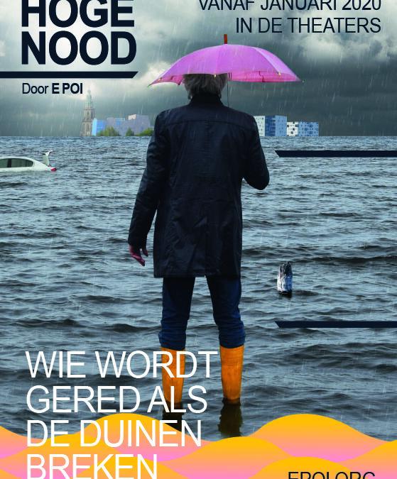 """E Poi speel """"Hoge Nood"""" bij Nijend24 in Anderen 29 februari '20"""