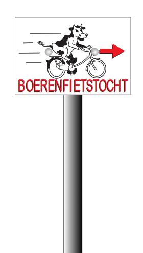 Boerenfietstocht Rondom Rolde ( 33 km.) net even anders!